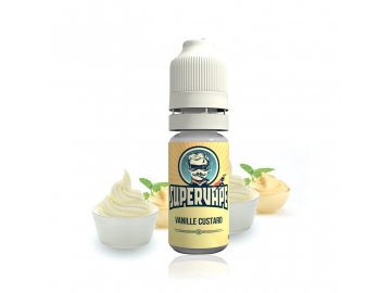 Příchuť Supervape: Vanilkový pudink (Vanilla Custard)