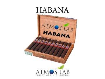 Kubánský doutník (Habana) - Příchuť AtmosLab 10ml