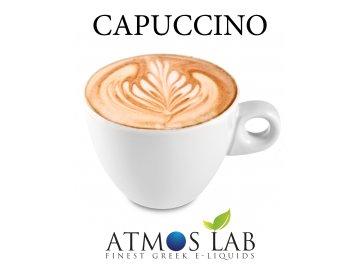 Kapučíno (Capuccino) - Příchuť AtmosLab 10ml