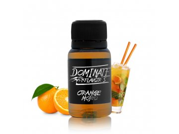 dominate flavors 15ml orange mojito