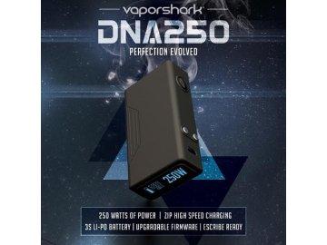 VAPORSHARK DNA 250 mod