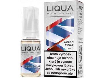liquid liqua cz elements cuban tobacco 10ml12mg kubansky doutnik.png