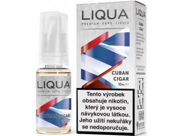 liquid liqua cz elements cuban tobacco 10ml12mg kubansky doutnik.png