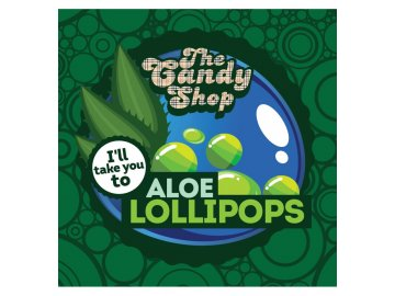 Aloe Lollipops
