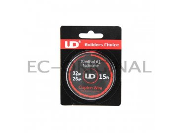 ud clapton wire 32awg 26awg 2692