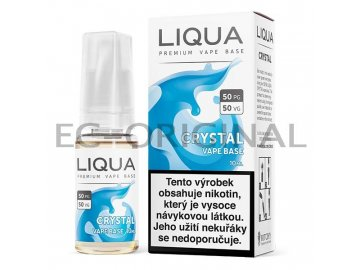liqua crystal nikotinova baze bez prichute