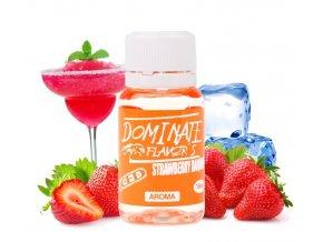 Iced Strawberry Daiquiri