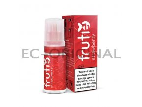 Frutie - Jahoda (Strawberry) - liquid - 10ml