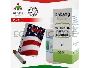 USA Mix - Dekang 50ml náplň do e-cigarety