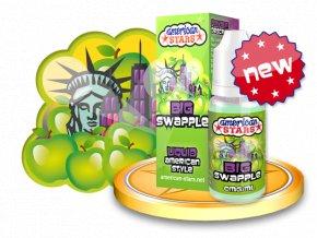 E-liquid American Stars 10ml - Big Swapple