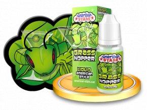 E-liquid American Stars 10ml - Grasshopper