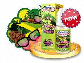 E-liquid American Stars 10ml - Jamaican Fruits