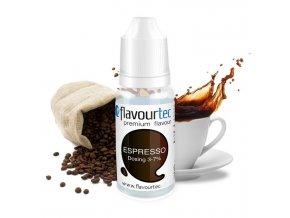 Flavourtec - Příchuť - Káva Espresso (Espresso)
