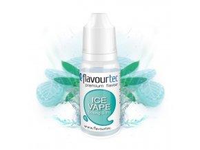 Flavourtec - Příchuť - Ice Vape (Ledové bonbóny)
