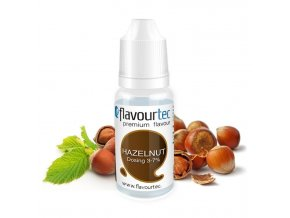 Flavourtec - Příchuť - Lískový ořech (Hazelnut)