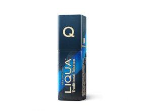 Tradiční tabák / Traditional Tobacco - prémiová série LIQUA Q 10ml