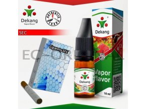 Cantebury Blend / SEC - E-liquid náplň DEKANG Silver 10ml