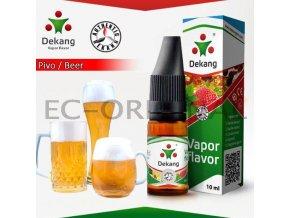 Pivo / Beer - E-liquid náplň DEKANG Silver 10ml