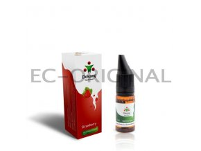 Jahoda / Strawberry - E-liquid náplň DEKANG Silver 10ml