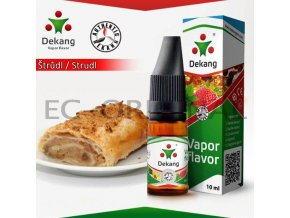 Štrůdl / Apple pie - E-liquid náplň DEKANG Silver 10ml