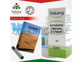 Desert Ship - Dekang 50ml náplň do e-cigarety
