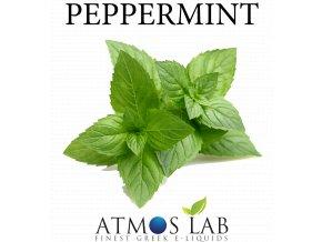 Máta peprná / Peppermint - Příchuť AtmosLab 10ml