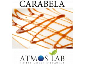 Karamel / Carabela - Příchuť AtmosLab 10ml