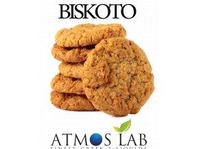Sušenka / Biskoto - Příchuť AtmosLab 10ml