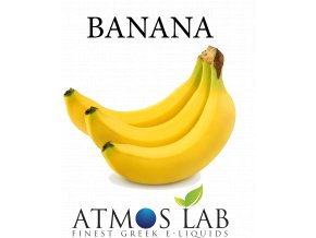 Banán / Banana - Příchuť AtmosLab 10ml