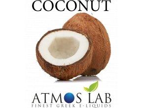 Kokos / Coconut- Příchuť AtmosLab 10ml