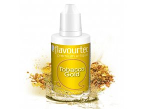 Tobacco Gold (Tabák) - Flavourtec 50ml náplň do e-cigarety