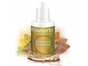 Tobacco Reunite (Směs tabáků) - Flavourtec 50ml náplň do e-cigarety
