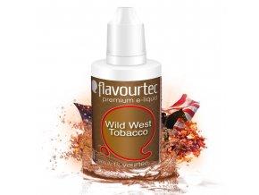 Wild West Tobacco (Tabák) - Flavourtec 50ml náplň do e-cigarety