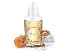 Cappuccino (Cappuccino) - Flavourtec 50ml náplň do e-cigarety