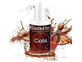 Kola (Cola) - Flavourtec 50ml náplň do e-cigarety