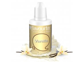 Vanilka (Vanilla) - Flavourtec 50ml náplň do e-cigarety