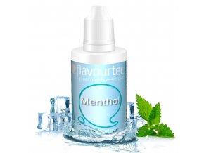 Mentol (Menthol) - Flavourtec 50ml náplň do e-cigarety