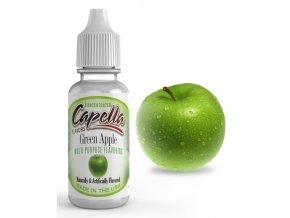 Zelené Jablko (Green Apple) - Příchuť Capella Flavors