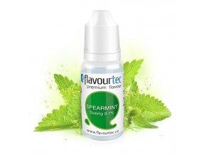 Flavourtec - Příchuť - Máta peprná (Spearmint)