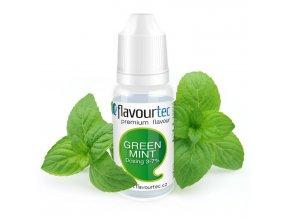 Flavourtec - Příchuť - Máta (Green Mint)