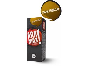 Cigar Tobacco - Aramax liquid - 10ml
