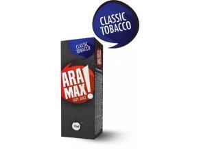 Classic Tobacco - Aramax liquid - 10ml