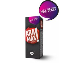 Max Berry - Aramax liquid - 10ml