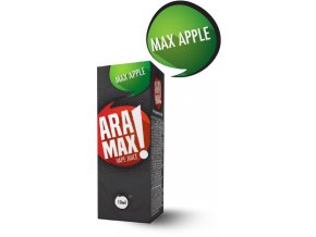 Jablko / Max Apple - Aramax liquid - 10ml