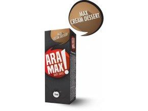 Krémový dezert / Max Cream desert - Aramax liquid - 10ml