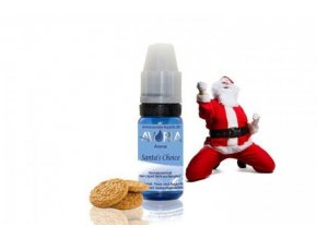Santa's Choice - 12ml - AVORIA - Příchuť do liquidů