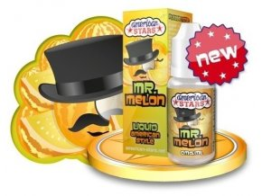 E-liquid American Stars 10ml - Mr. Melon