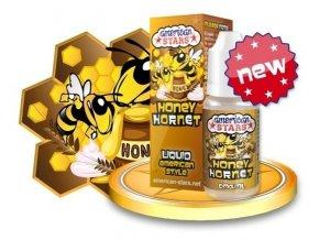 E-liquid American Stars 10ml - Honey Hornet