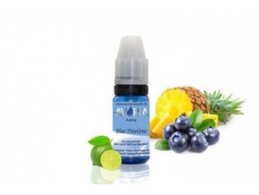 Blue Pinelime - 12ml - AVORIA - Příchuť do liquidů
