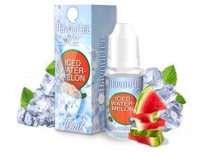E-liquid Flavourtec ICE - Ledový meloun (Iced Watermelon)
